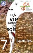 Jeu des 7 familles sur la vie cachée du sol Lien vers: http://www.gessol.fr/content/le-jeu-de-7-familles-la-vie-cach-e-des-sols#ancre7